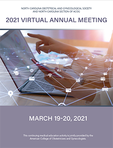 2021 NCOGS and ACOG Virtual Annual Meeting