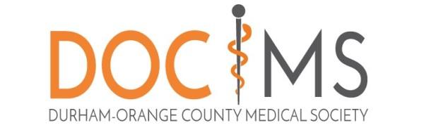 Durham Orange Medical Society Logo