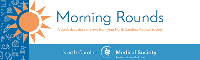 A Quick Daily Dose of News from Your NCMS
