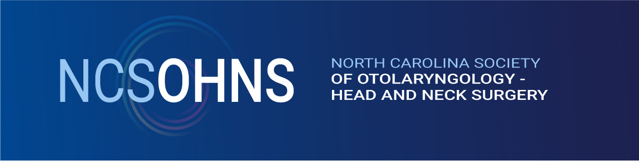 North Carolina Society Otolaryngology - Head and Neck Surgery