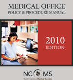 Medical Office Policy and Procedure Manual