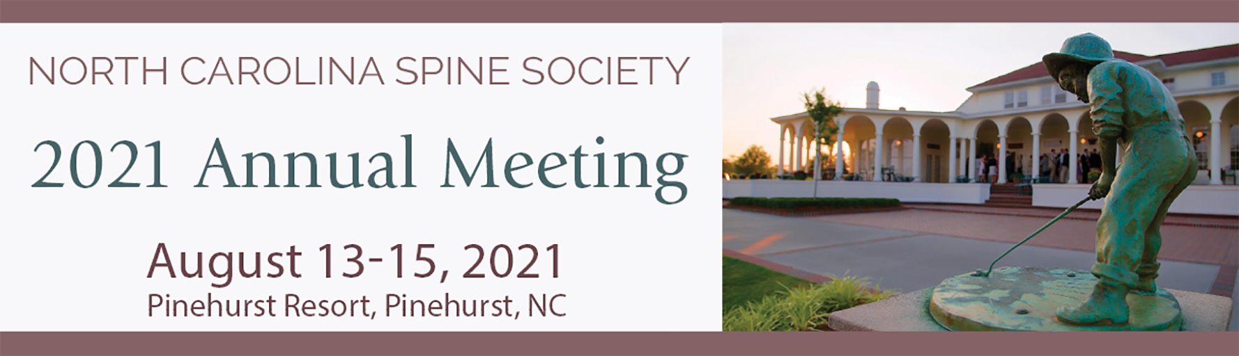 2021 Spine Annual Meeting
