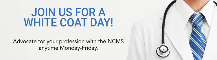 Join Us for White Coat Day